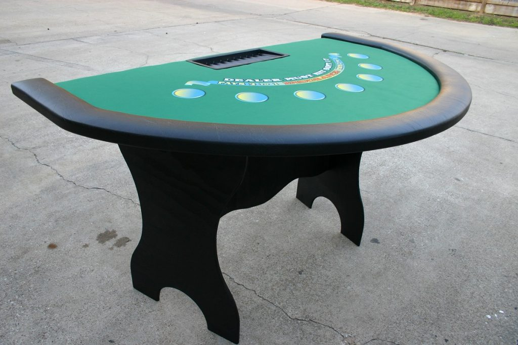 High Quality Blackjack Tables by Houston Poker Tables