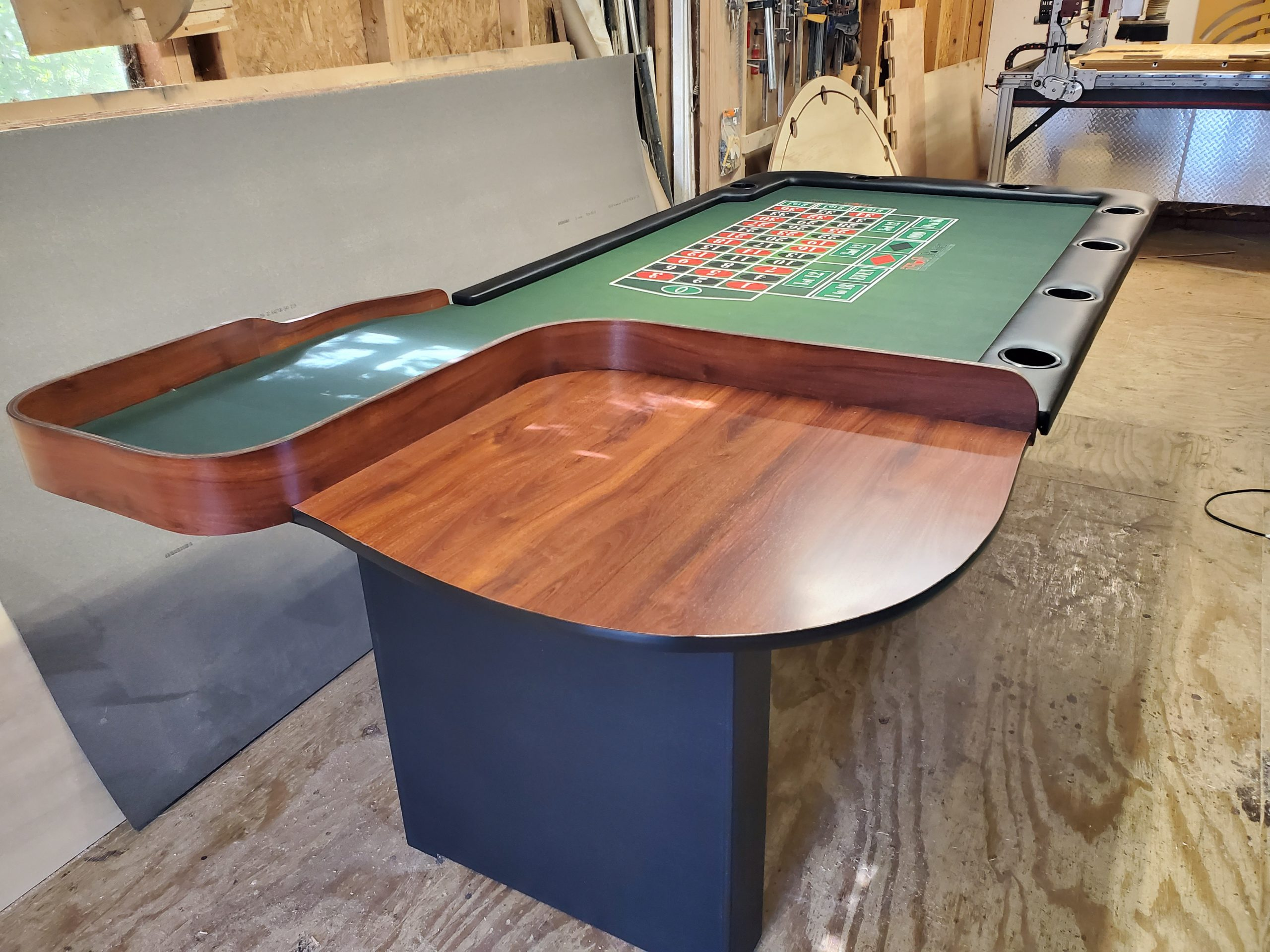 Houston Pokler Tables Custom Roulette Tables