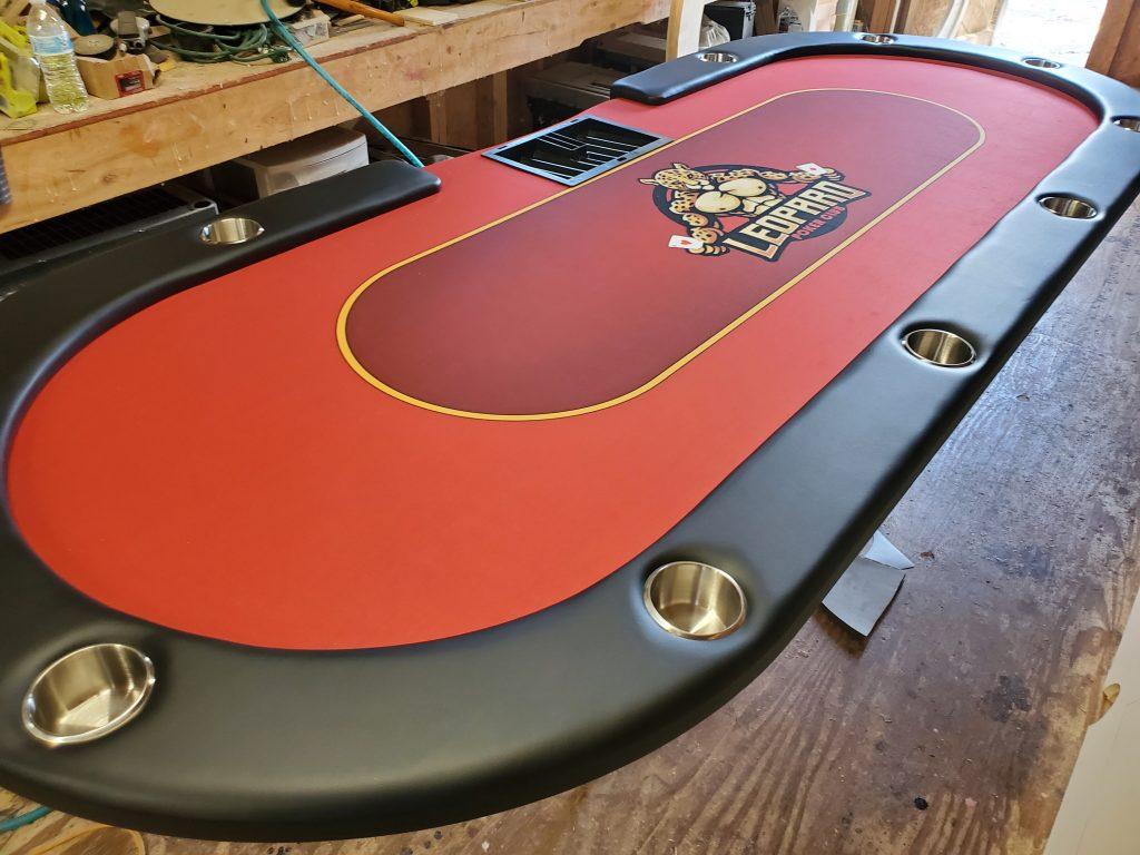 Houston Poker Tables in Conroe