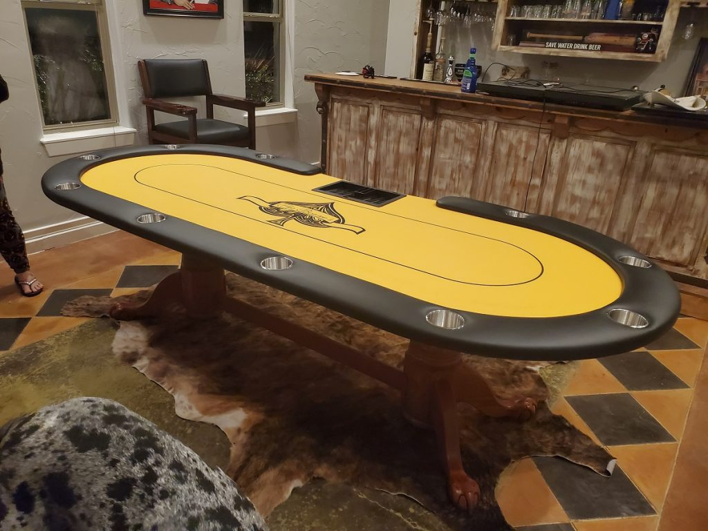 The Best Poker Tables in Conroe, Texas