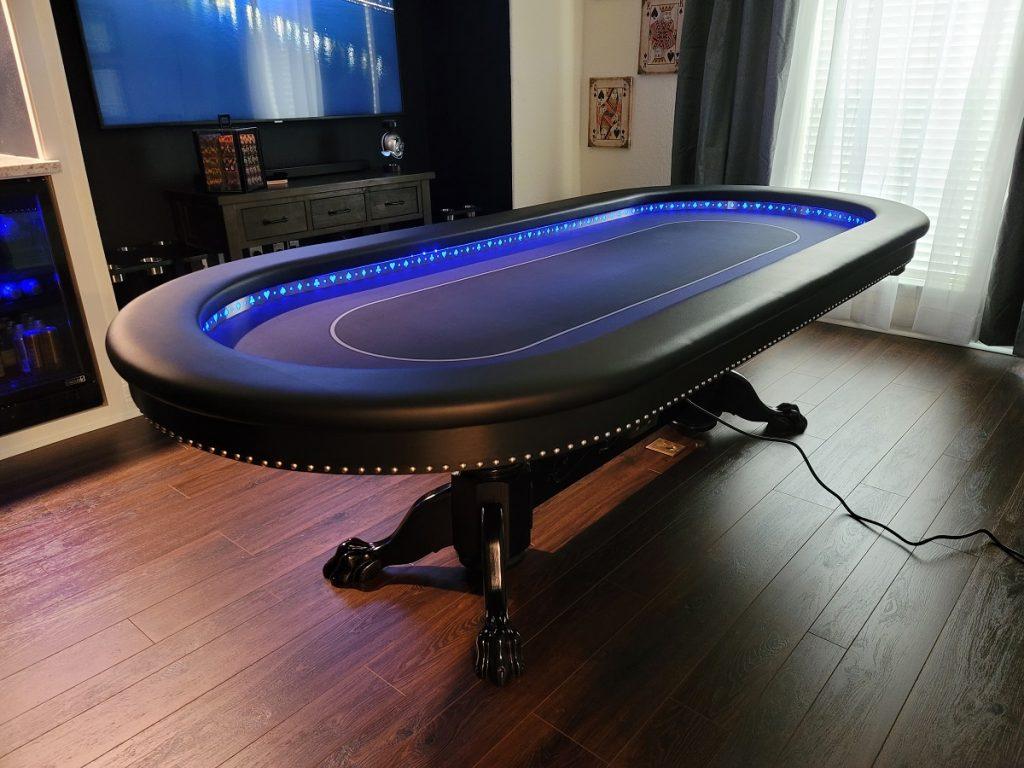 Poker Tables in Texas. Houston Pokker Tables.